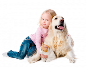 chica-perro